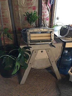 Antique Wringer Washing Machine Washer