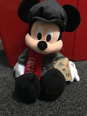 Disney Store CHICAGO MICKEY .. New With Tags