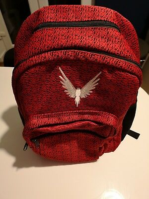 Logan Paul Maverick Challenger Rucksack in Excellent Condition