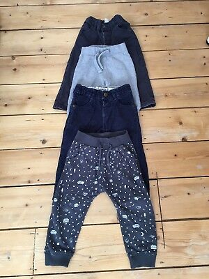 Boys Trousers Bundle 18-24 Months Mothercare M&S Boots George