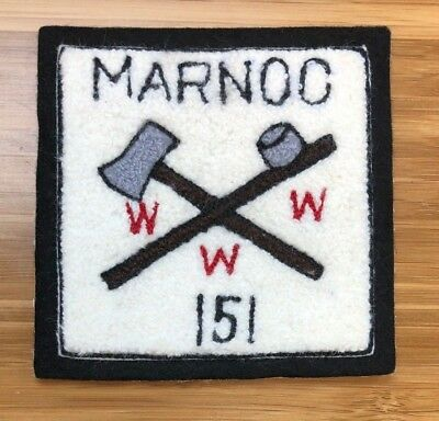 MARNOC 151 C3 Chenille Great Trail Ohio #2