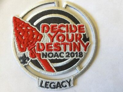 NOAC 2018 Endowment Lunch Legacy OA patch SALE!!!