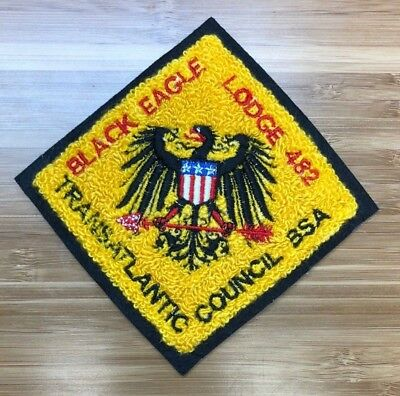 Black Eagle Lodge 482 Chenille Transatlantic Council Germany