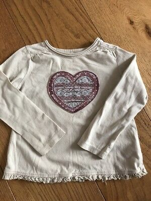 NEXT baby Girl Top Size 18-24 M