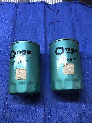 NOS New Genuine Onan 1220323 Oil Filter Element OEM