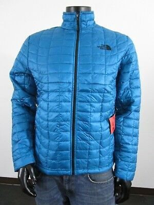 Herrenjacken & -mäntel NWT Mens TNF The North Face Thermoball Insulated FZ Puffer Vest Conquer Blue Herrenmode
