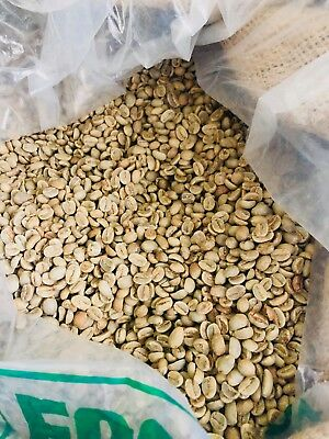 Speciality Green Bean Coffee: Home roasting trial pack 4 origins.