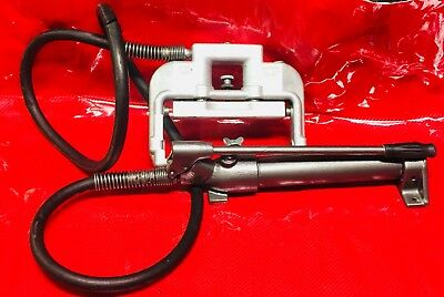 3M MS2 Modular Splicing Hydraulic Hand Pump  and Crimping Clamp 4031 DPM