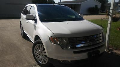 2010 Ford Edge Limited 2010 Ford Edge Limited