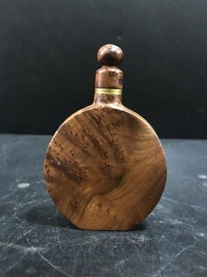 Chinese Exquisite  Carving Handmade patterns snuff bottle.  byh210