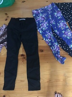Asos Maternity New Look Black Pants Size 8 Pants Assorted 8 And 10