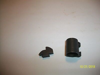 1903 Springfield Rifle Front sight and Base in good condition