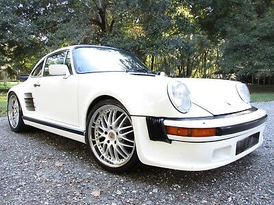 1980 Porsche 911  1980 Porsche 911 SC Wide body Coupe Barn Garage Find NO RESERVE