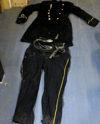 Very Rare Vintage Knights of Saint John Cleveland Uniform With belt And Buckle