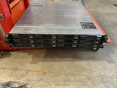 Dell Compellent SC200 12x 2TB SAS  Hard Drves, Bezel, 2 x controllers, 2 x psu