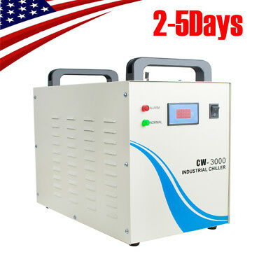 Industrial Water Chiller CW-3000 for CNC/ Laser Engraver Engraving Machine CE