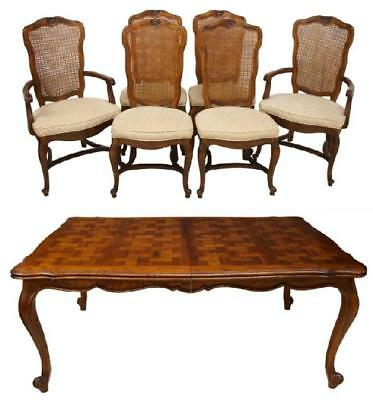Century Furniture Louis Xv Style Dining Suite/set