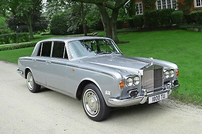 1971 Rolls-Royce Silver Shadow - 4 door saloon Gorgeous, well maintained RHD UK spec. Spectacular example from Park-Ward Motors