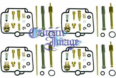 91-92 Suzuki Gsxr1100 Carb Repair Kits Carburetor 4 Repair Kits 20-Gsxr1100Bcr