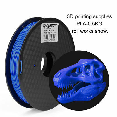 1kg (350Meters) 3mm PLA Filament For Creality 3D Printer Printing Spool UK