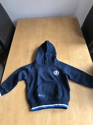 Boys Scotland Rugby Hoodie aged 3 - 4 Years