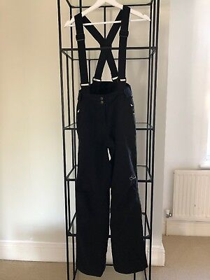 Dare 2b Ski Snowboard Trousers/Salopettes Ladies size 10 Excellent Condition