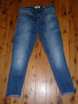 Jeanswest Girlfriend Jeans - Size 10 - As New Condition