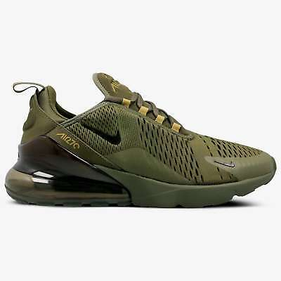 0c3b66864b NIKE AIR MAX 270 Olive Canvas/Olive Canvas/Golden Moss/Black AH8050 ...
