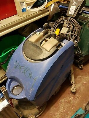 NUMATiC TT 3450T Industrial Commercial Floor Scrubber Dryer Cleaner 110v