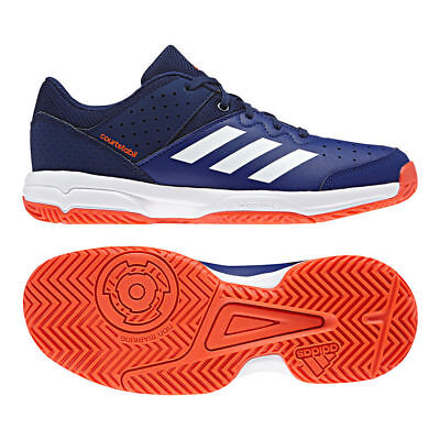 ADIDAS INDOOR COURT Stabil Blue Shoes Trainers BY2840