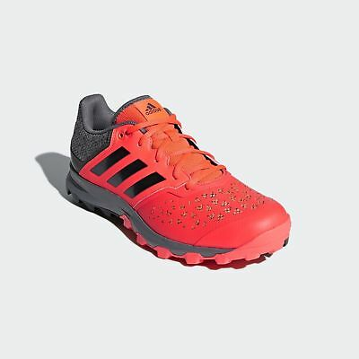 huge discount 26665 0f906 Adidas FlexCloud Mens Field Hockey Shoes Breathable Air Mesh Trainers