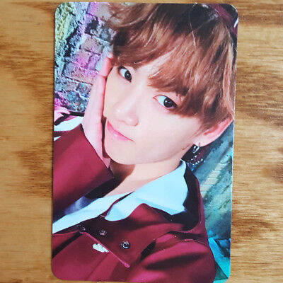 Jungkook Official Photocard BTS You Never Walk Alone Kpop Genuine