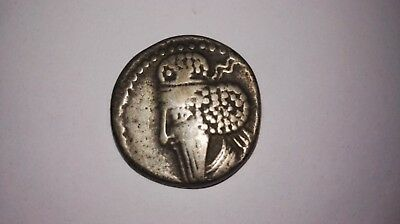 Ancient Greek Asia Coin 78-120AD. Pakoros 1. Extremely rare