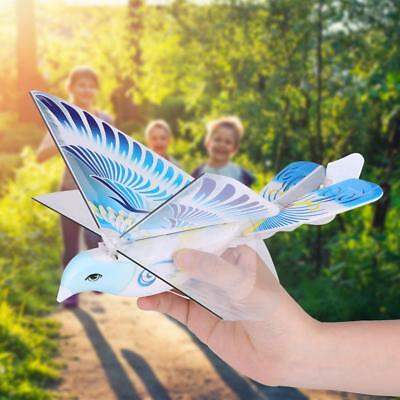 Flying Bionic RC Flying Bird LED 2.4GHz Drone Control Plane Drone Christmas Toy