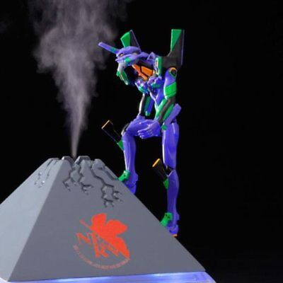 Evangelion Nerv Headquarters Humidifier vertex limited Japan Free Shipping New
