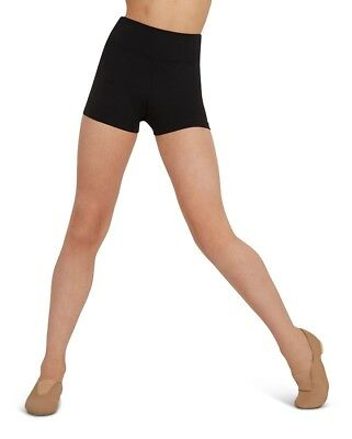 Capezio Big Girls Team Basic High Waisted Short TB131C