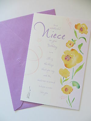 American greeting card happy birthday niece by kathy davis 450 american greeting card happy birthday niece by kathy davis m4hsunfo
