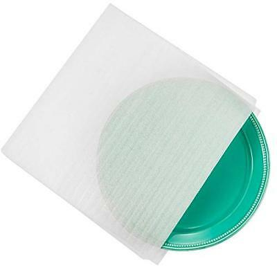 "ALIN 50 Cushion Foam Pouches 12"" X 12"", Protect Dishes, China, and Furniture,..."