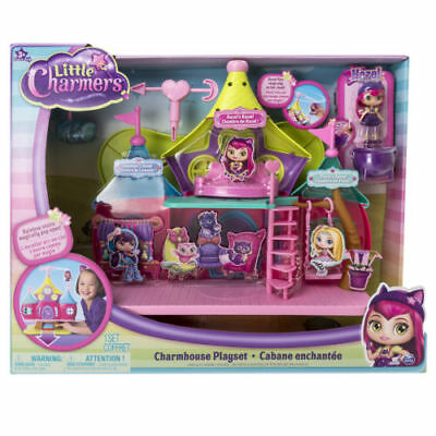 Little Charmers - Charmhouse Playset by LITTLE CHARMERS