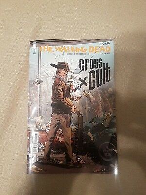 THE WALKING DEAD Sonderheft 1 Comic Cross Cult Neuware