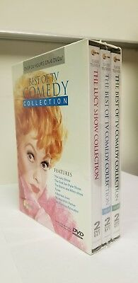 Best Of TV Comedy Collection (DVD, 2008, 6-Disc Set)
