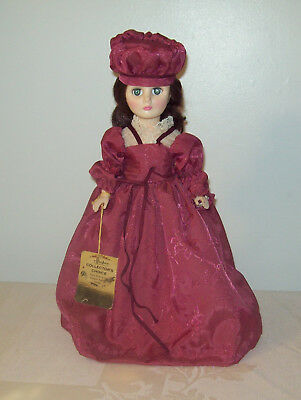 Vintage Effanbee Doll Collector's Choice Guinevere 1978