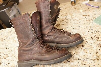 467e1aeebde MEN'S CABELA'S DANNER Elk Hunter Boots Gore-Tex Leather Portland OR Made 9  EE