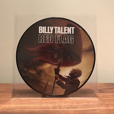 "Billy Talent | Red Flag | 7"" Vinyl 