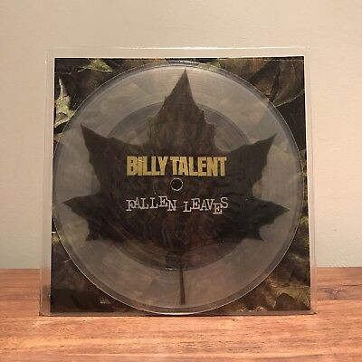 """Billy Talent   Fallen Leaves   7"""" Vinyl   Great Condition   Unplayed   Pre-Owned"""