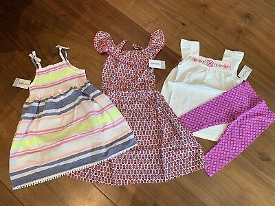 Lot Carters Baby Toddler Girl Dress Outfit 3t
