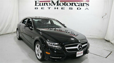 2012 Mercedes-Benz CLS-Class 4dr Sedan CLS 550 4MATIC mercedes benz cls 4matic sedan 12 13 14 navigation v8 cls550 coupe sport leather