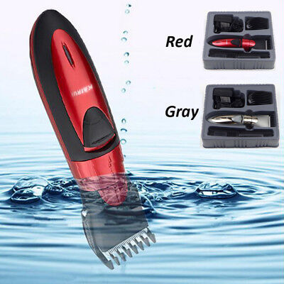 Professional Electric Hair Clipper Rechargeable Hair Trimmer Hair Cutting