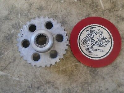 1980 Can-Am Qualifier 125 Clutch Hub