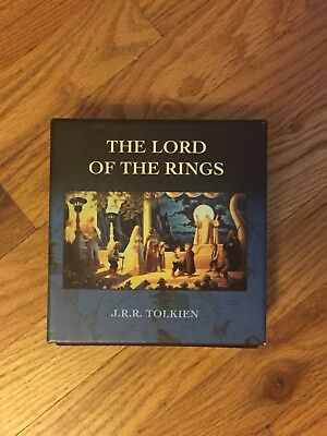 BBC Lord Of The Rings Dramatized Boxed 13 CD Set